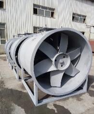 LY1000型轮窑专用引风机